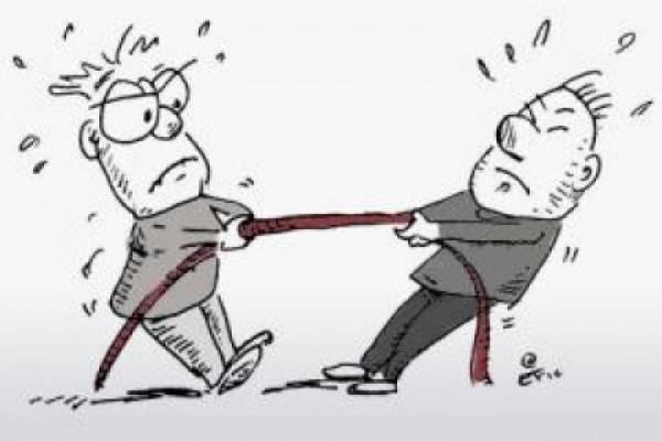 """Тест """"стратегии поведения в конфликтной ситуации"""" (адаптация н.в. гришиной)"""