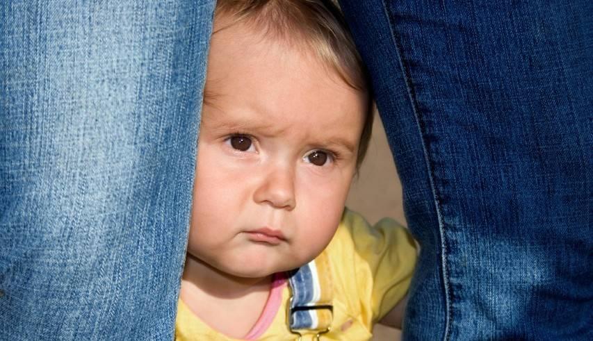 Беспокойство у младенцев: детские страхи до года, беспокойства грудного ребенка | метки: месяц, месяц