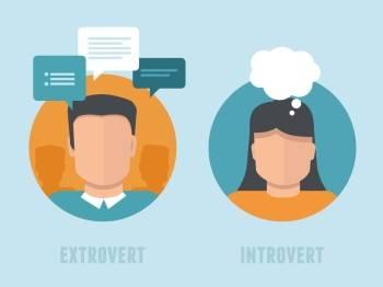 Интроверсия - экстраверсия по юнгу - сайт помощи психологам и студентам