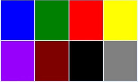 Цветовые типы личности по максу люшеру