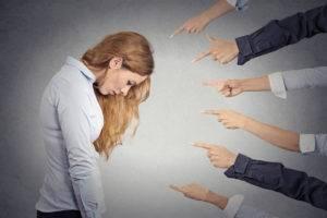 Почувствуйте разницу! ответственность vs вина