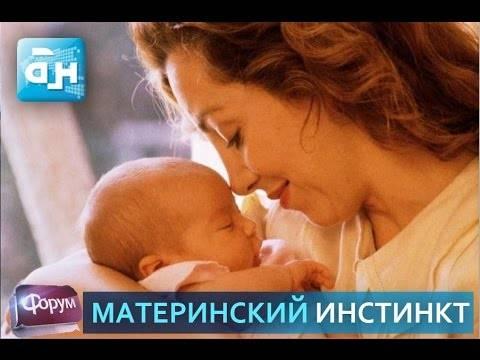 Материнский инстинкт и психология матери | витапортал - здоровье и медицина