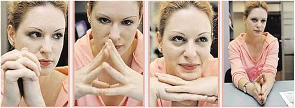Психология: мимика лица - бесплатные статьи по психологии в доме солнца