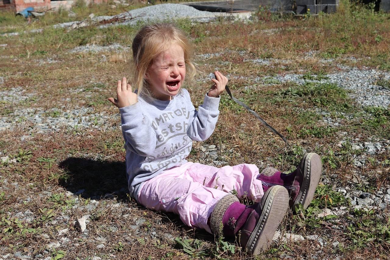 Как справиться с истериками у ребёнка - психолог