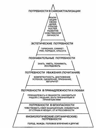 Подходы к изучению направленности личности в психологии - психологу, прочее