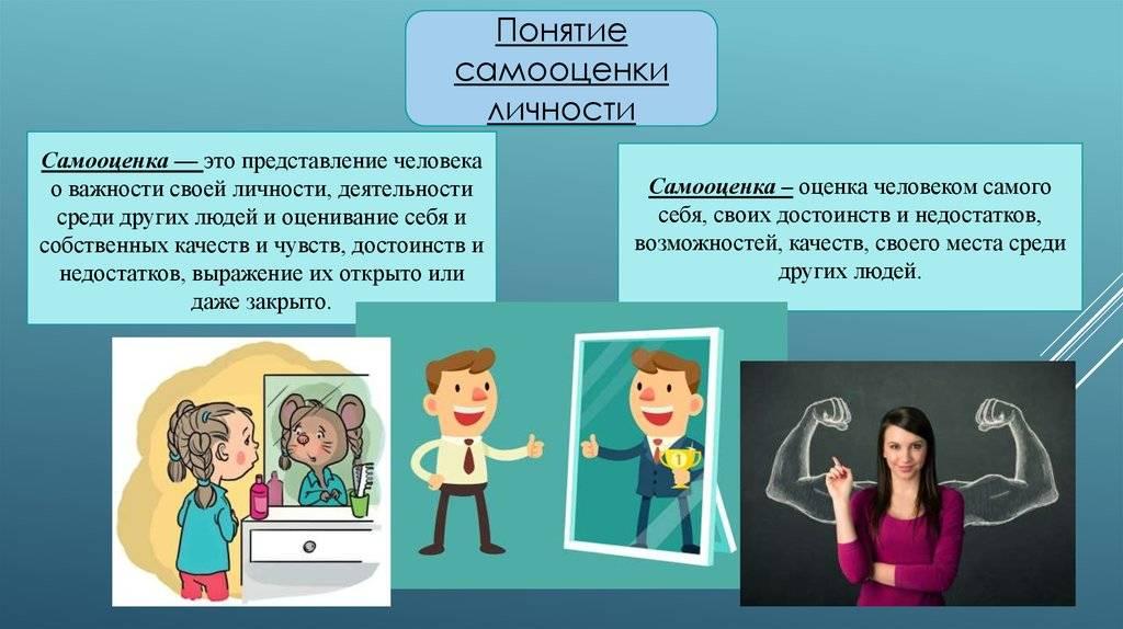 Самооценка личности в психологии: помоги себе сам