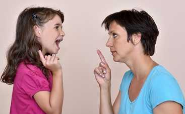 Как мудро реагировать на грубость детей