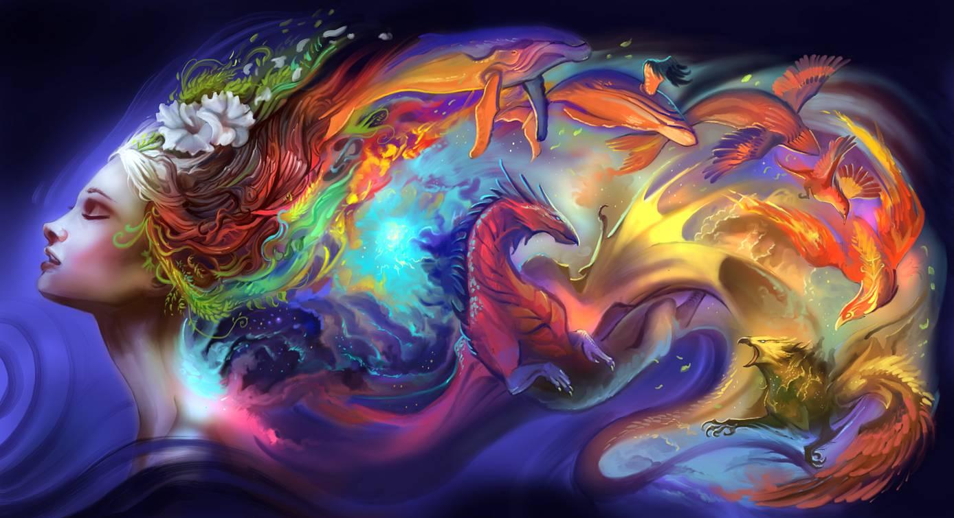 Психология: фантазия - бесплатные статьи по психологии в доме солнца