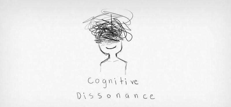 Когнитивный диссонанс и внутриличностный конфликт
