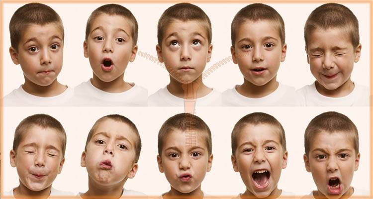 Мимика плачущего лица - сайт помощи психологам и студентам