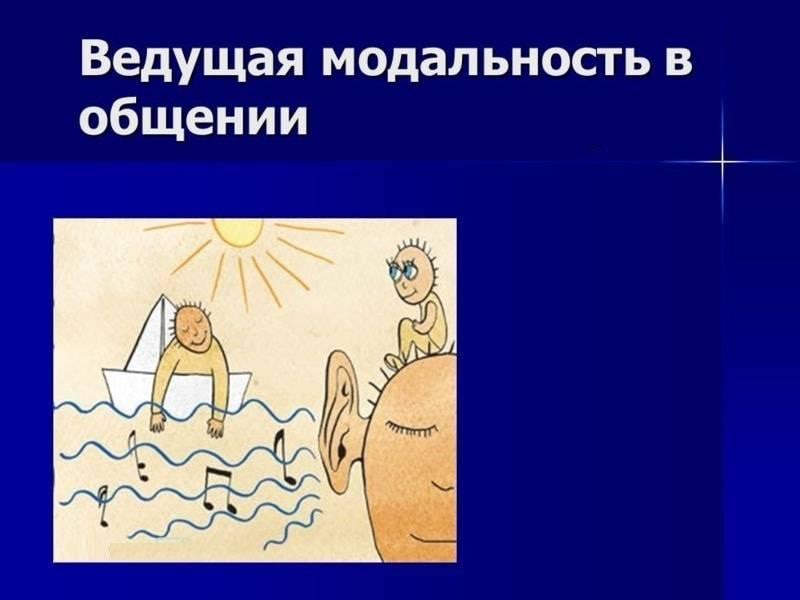 Психология: модальность - бесплатные статьи по психологии в доме солнца