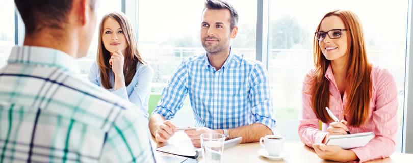 Как провести собеседование при приеме на работу и какие вопросы лучше задать