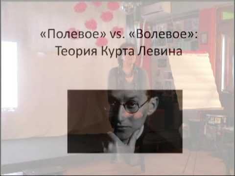 Левин, курт — википедия. что такое левин, курт