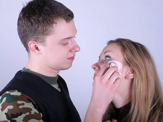 Нарушение течения интимной близости