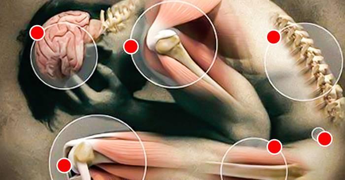 Психоэмоциональное напряжение и мышечные зажимы
