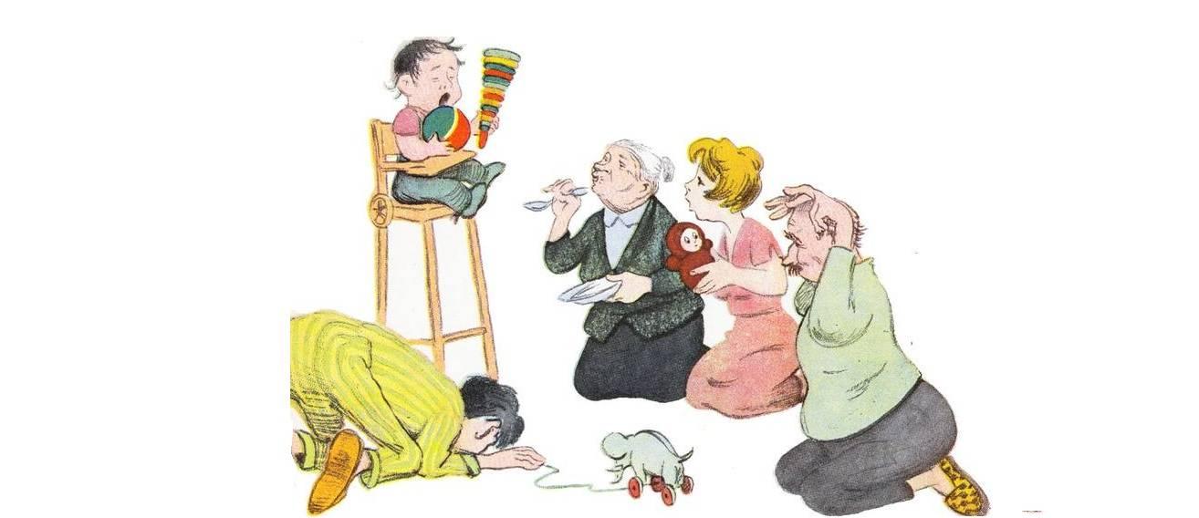 Гиперопека: как превратить ребенка в неудачника