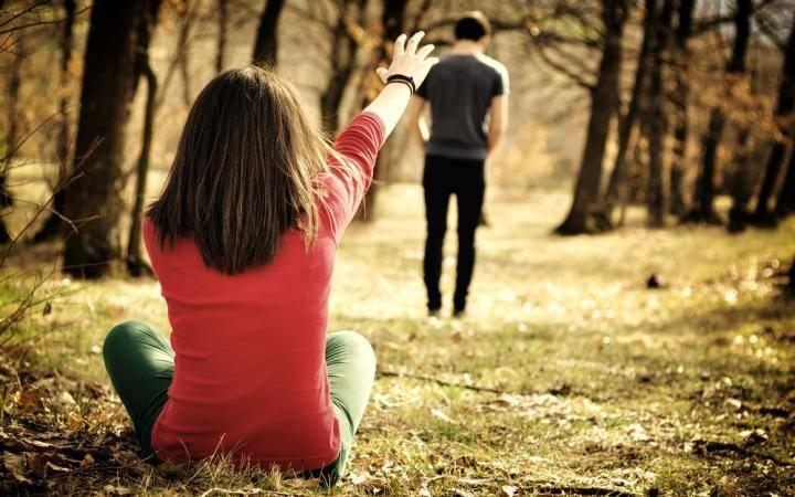 Типичные женские ошибки при расставании - расставание, психология, отношения, мужчина и женщина, ошибки при расставании