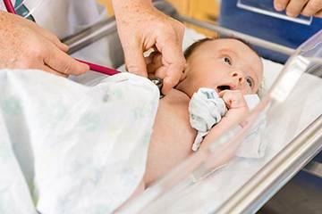Как лечить церебральную ишемию у новорожденных