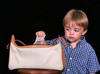 Воровство. четыре шага к прекращению воровства у ребенка
