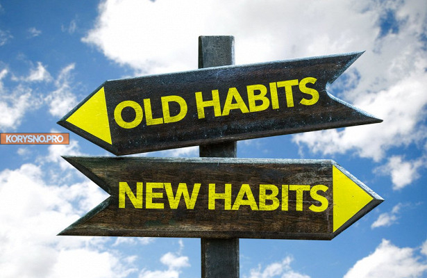 Что такое привычка – как формируются и какие бывают хорошие и плохие привычки