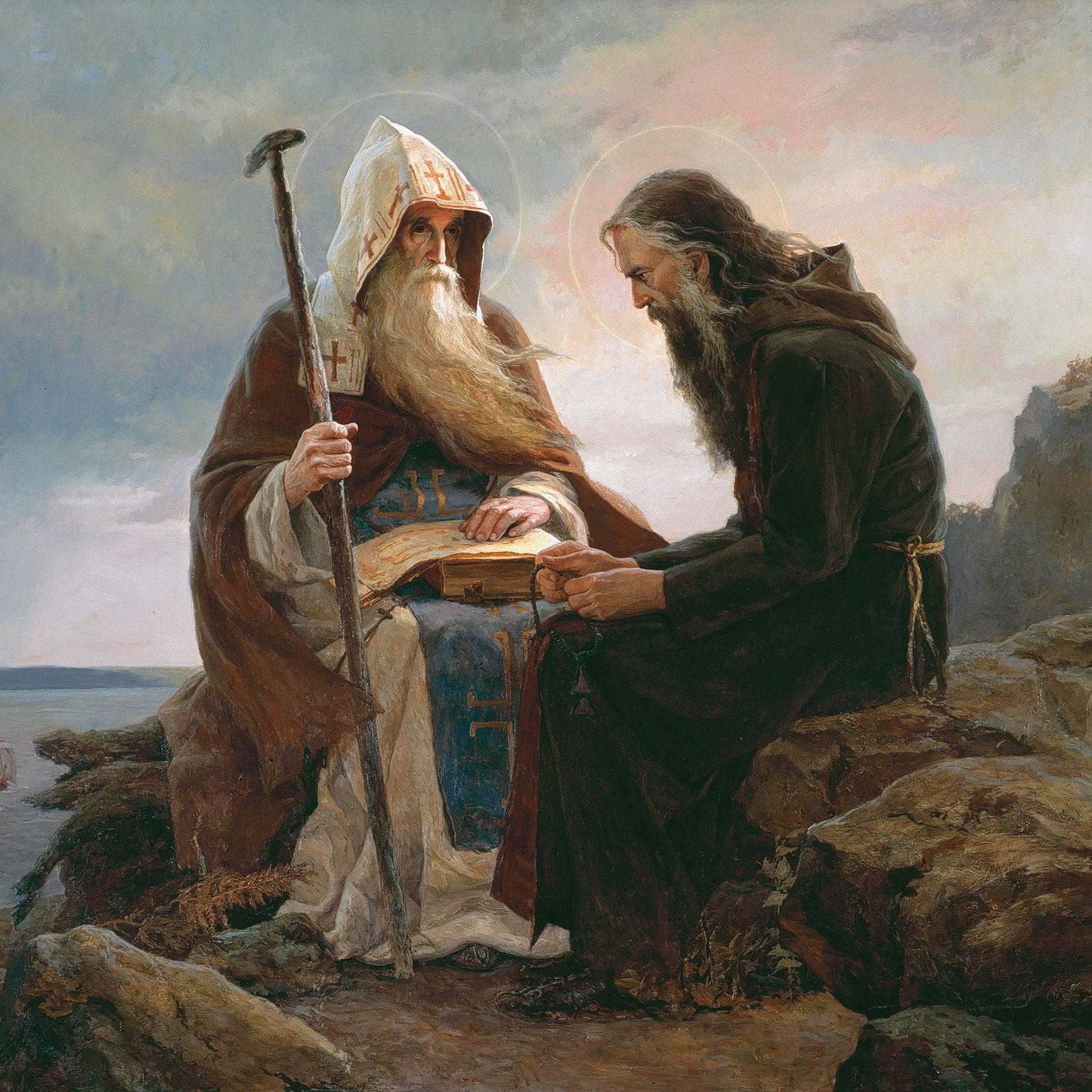 Исихазм и церковное искусство. « иконописное отделение спбда