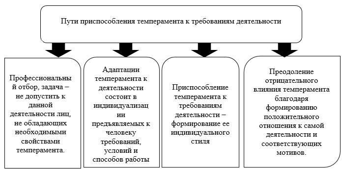 Темперамент и характер: типы, взаимосвязь и основные различия