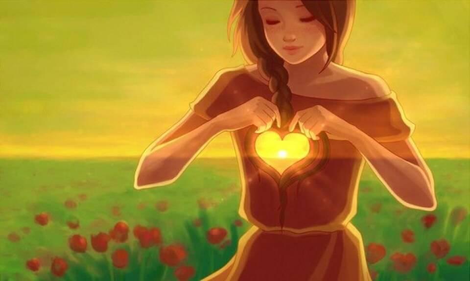 Любовь ксебе ипринятие себя