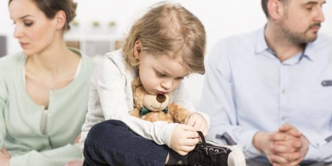 Психологическое сопровождение семьи учащегося в период развода родителей