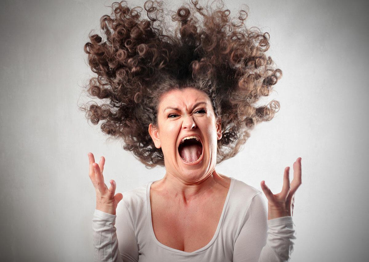 Почему мы злимся на себя? 4 цели гнева.