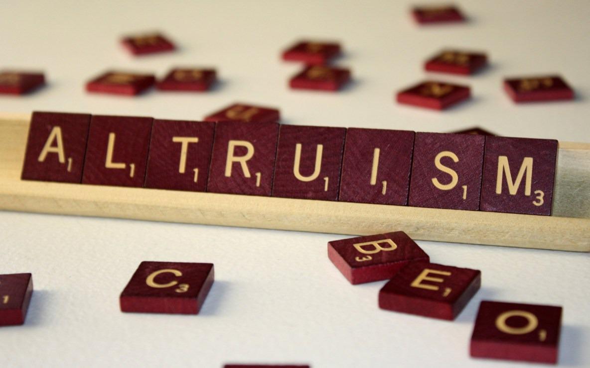 Люди альтруисты, значение слова и примеры из жизни