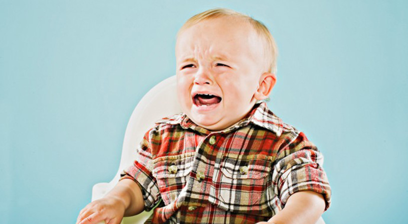 Детская истерика: как бороться и победить?