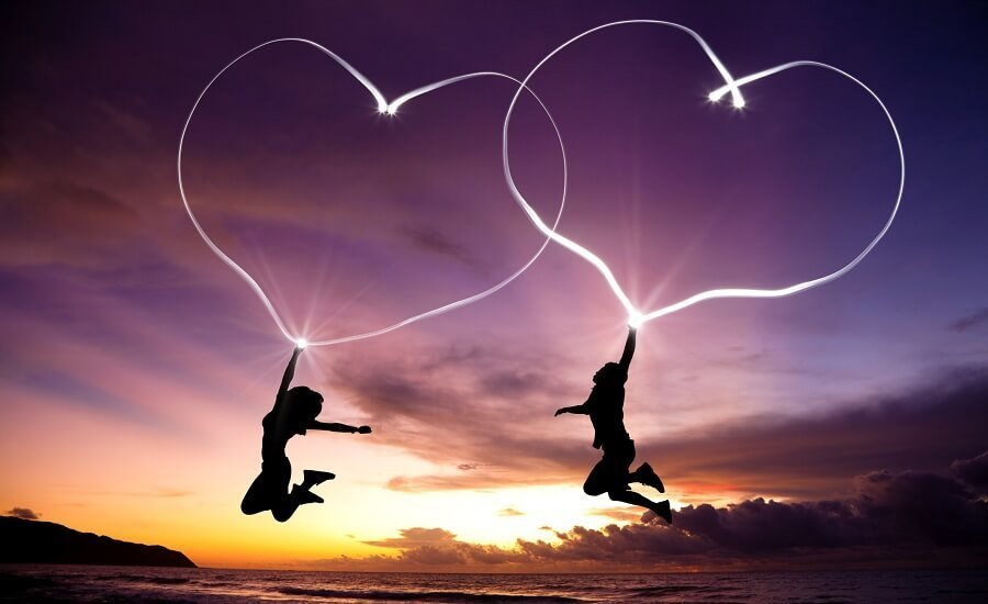 Любовь в психологии – что она значит?