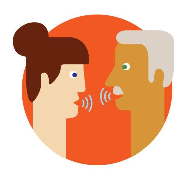 Невербальные средства общения: кратко о невербалике
