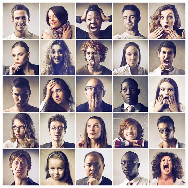 Психология: мимика смайлики картинки - бесплатные статьи по психологии в доме солнца