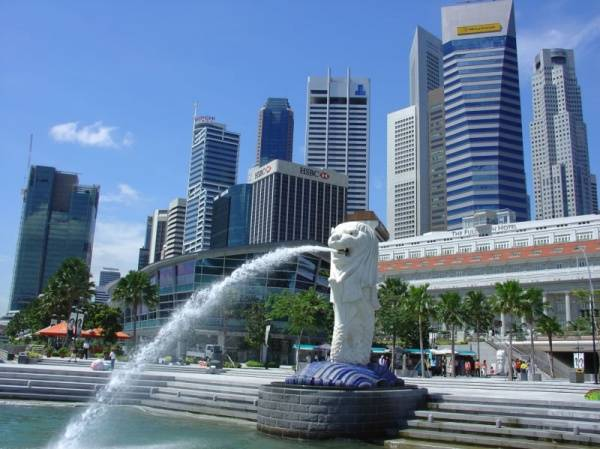 Сингапур. евгеника. процветание