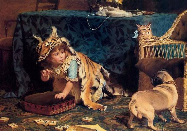 Системно-векторная психология домашние животные для детей