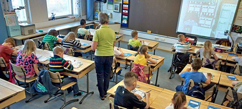 Шведская система образования
