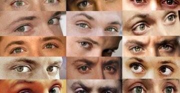 Пристальный взгляд в глаза - что означает взгляд мужчины и женщины