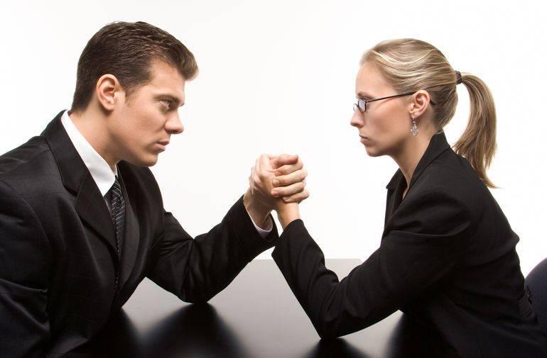 Мужчина и женщина - психологические отличия