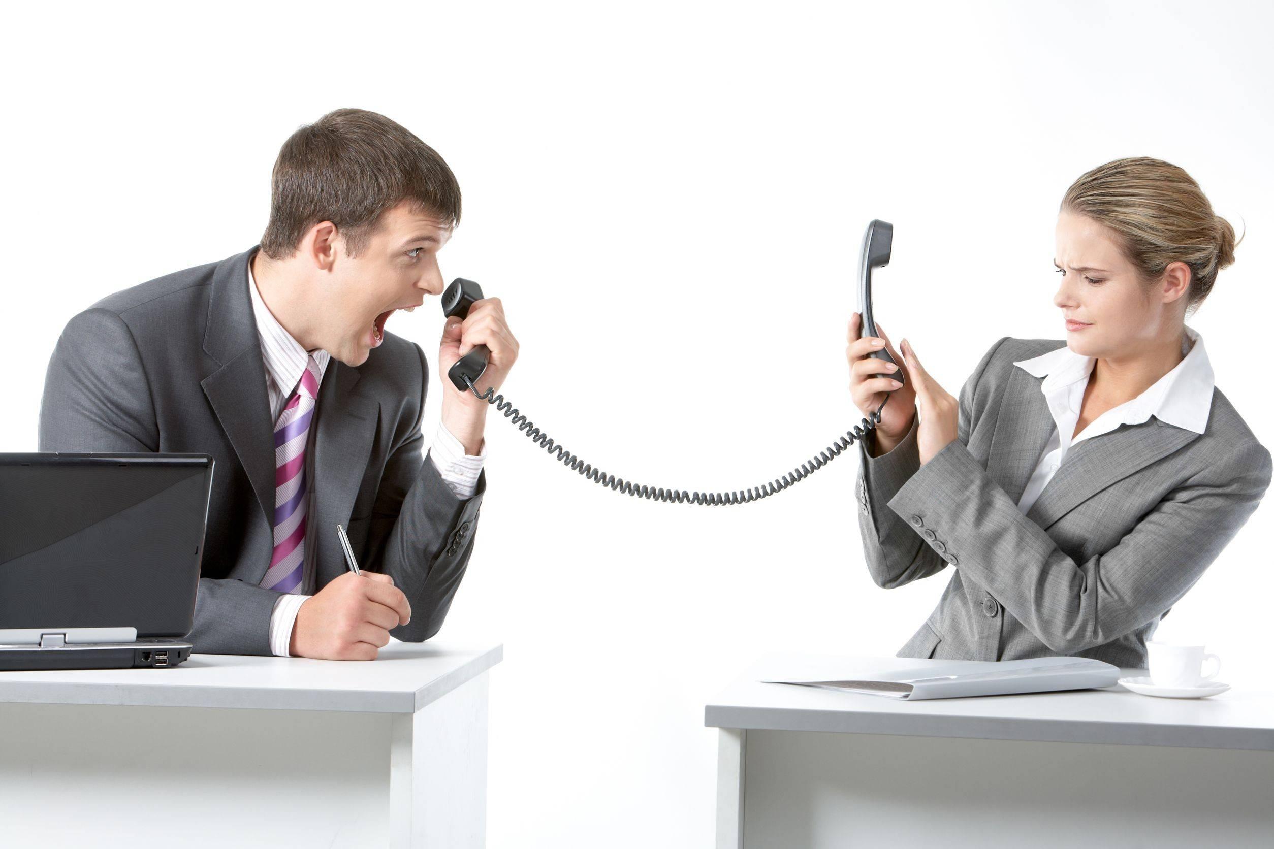 Как реагировать и противостоять хамству коллег на работе