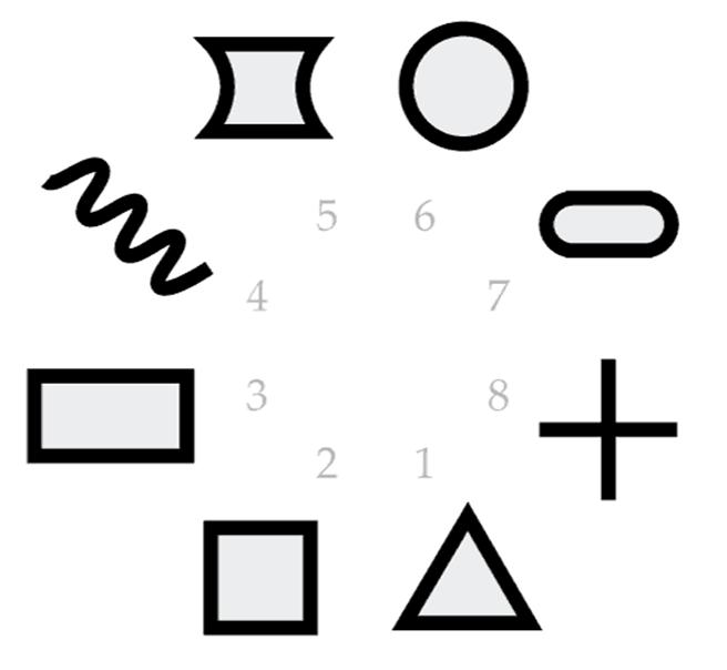 Зрительный вектор
