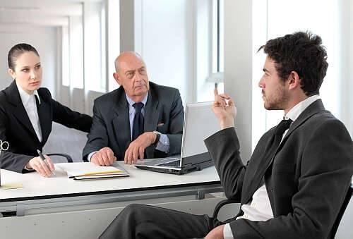 Как вести себя на собеседовании, чтобы взяли?