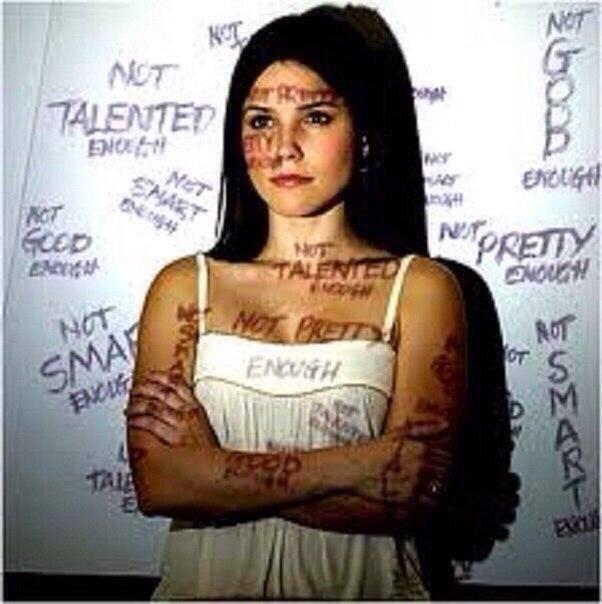 Ложный синдром заниженной самооценки - сайт помощи психологам и студентам