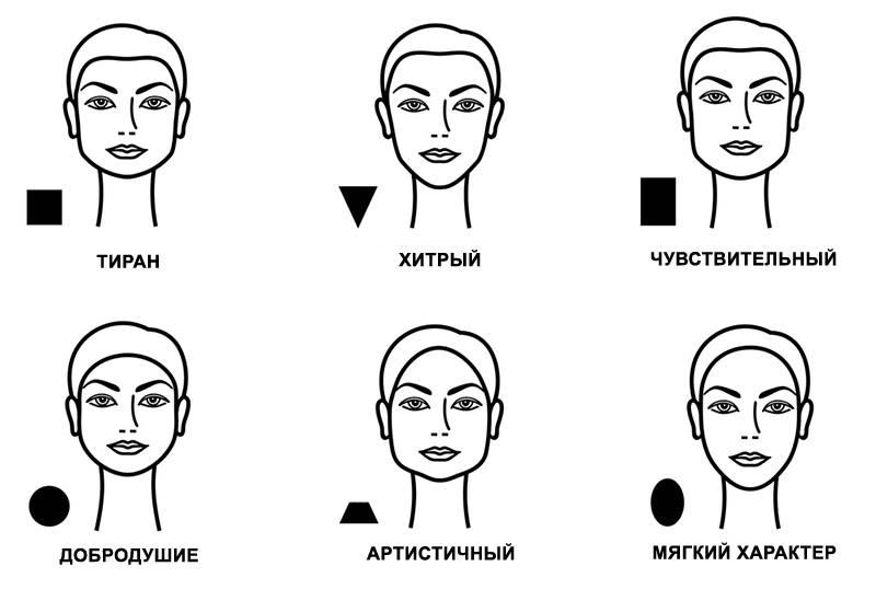 7 черт личности, которые можно определить по лицу :: инфониак