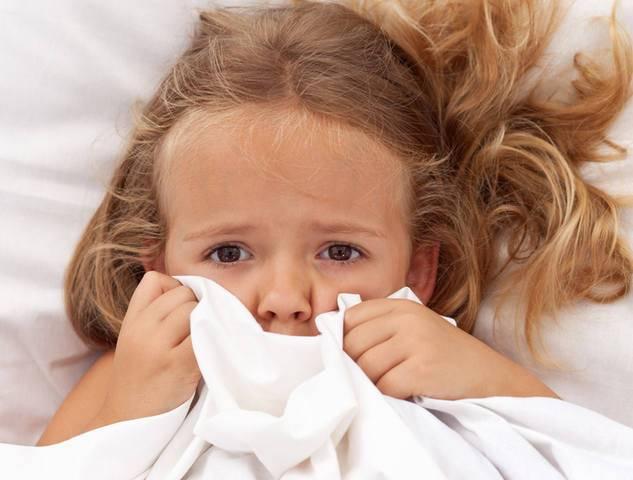 Беспокойство у младенцев: детские страхи до года