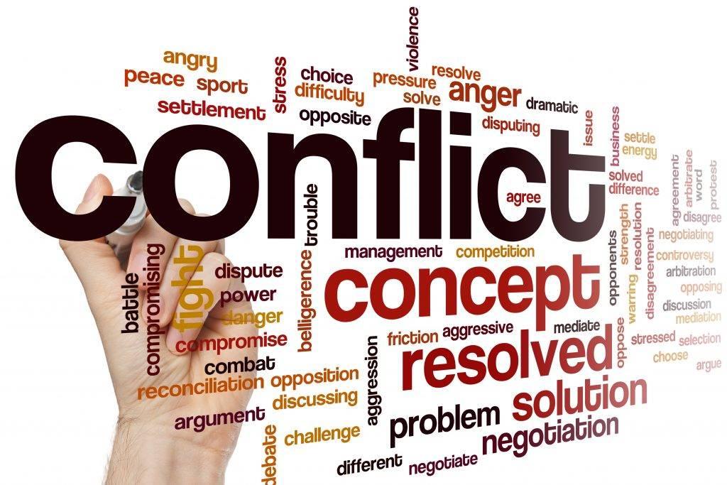 Конфликты, их настоящие причины и эффективное разрешение