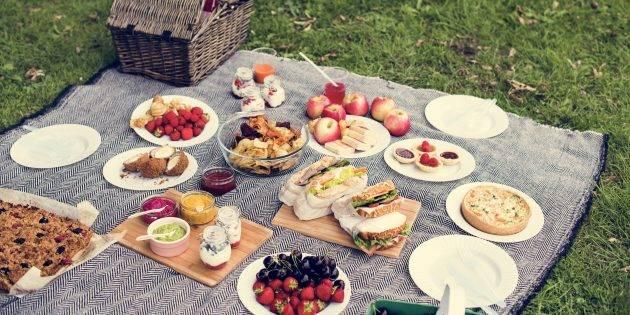 На пикник с детьми: что взять с собой? - растишка