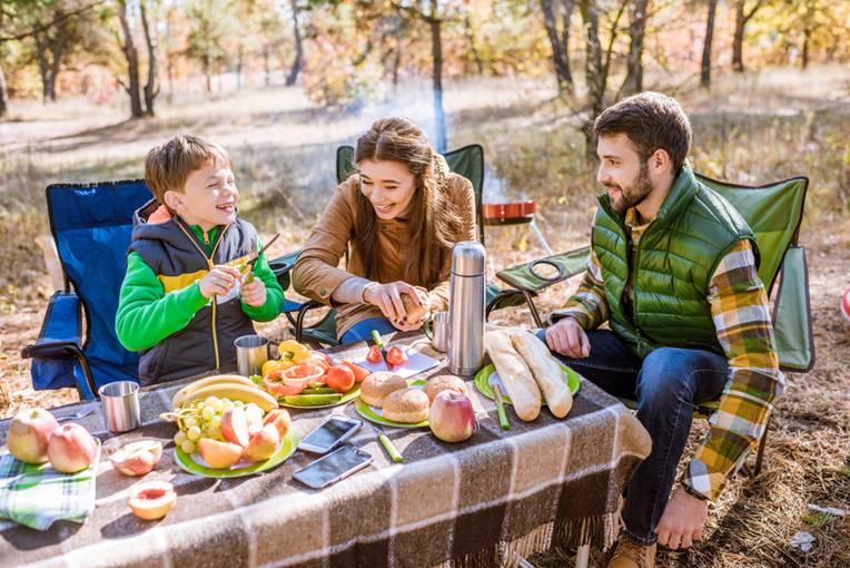Отдых на природе или 9 секретов идеального пикника
