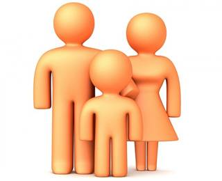 Типы и виды семей