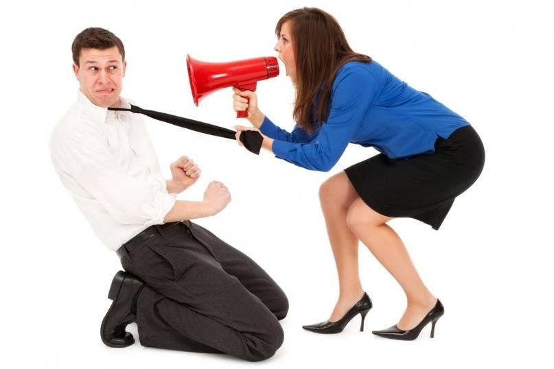 Женские хитрости или как правильно манипулировать мужчиной